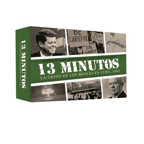 13 Minutos : La crisis de los misiles en Cuba